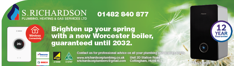 Worcester Boiler Guarantee Hull