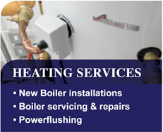 Heating Services Beverley